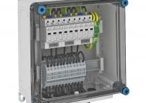 5088648 - OBO BETTERMANN Комплект УЗИП (устройство защиты от импулсных перенапряжений -