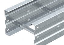 6232078 - OBO BETTERMANN Кабельный лоток лестничного типа для больших расстояний 200x600x6000 (WKL 2060 FT).