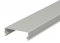 6178484 - OBO BETTERMANN Крышка кабельного канала LK4 40 мм (ПВХ,серый) (LK4 D 40).