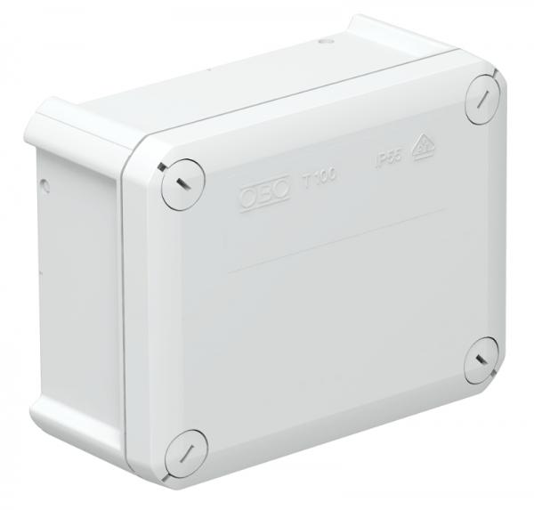 2007255 - OBO BETTERMANN Распределительная коробка 150x116x67 (T 100 OE).