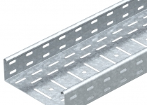 6055885 - OBO BETTERMANN Кабельный листовой лоток перфорированный 60x50x3000 (RKS 605 FS).