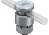 5304164 - OBO BETTERMANN Клемма крепежная для проволоки (5001 N-FT).