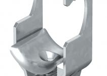 1158414 - OBO BETTERMANN U-образная скоба 22-28мм (2056R M 28 FS).