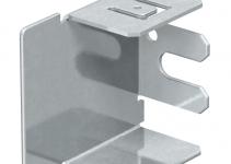 6249418 - OBO BETTERMANN Заглушка кабельного канала LKM 40x40 мм (сталь,белый) (LKM E40040RW).