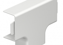 6158463 - OBO BETTERMANN Крышка T-образной секции кабельного канала WDK 15x30 мм (ПВХ,серый) (WDK HT15030GR).