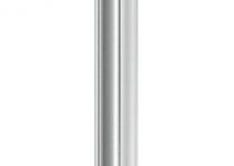 6288930 - OBO BETTERMANN Электромонтажная колонна 3,3-3,5 м 1-сторонняя 64x145x3000 мм (алюминий,белый) (ISST70140RW).