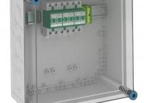 5089212 - OBO BETTERMANN Комплект УЗИП (устройство защиты от импулсных перенапряжений -