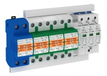 5089763 - OBO BETTERMANN Комплект УЗИП (устройство защиты от импулсных перенапряжений -