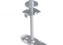 7399920 - OBO BETTERMANN Регулируемая опора для канала IBK (h=110 мм) (IBNEV 110).