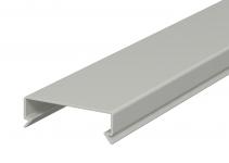 6178488 - OBO BETTERMANN Крышка кабельного канала LK4 80 мм (ПВХ,серый) (LK4 D 80).