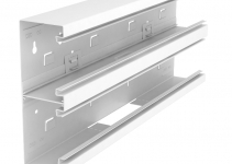 6278460 - OBO BETTERMANN T-образная секция кабельного канала Rapid 80 70x210 мм (сталь,белый) (GS-DT70210RW).