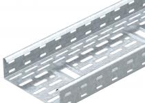 6085016 - OBO BETTERMANN Кабельный листовой лоток перфорированный 60x100x3000 (DKS 610 FS).