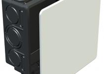 2003112 - OBO BETTERMANN Распределительная коробка для скрытого монтажа 80x80x45 (UV 80 K).