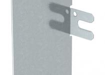 6249817 - OBO BETTERMANN Заглушка кабельного канала LKM 60x100 мм (сталь,белый) (LKM E60100RW).