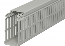 6178422 - OBO BETTERMANN Распределительный кабельный канал LKV N 75x37,5x2000 мм (ПВХ,серый) (LKV N 75037).