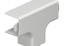6158455 - OBO BETTERMANN Крышка T-образной секции кабельного канала WDK 20x20 мм (ПВХ,серый) (WDK HT20020GR).