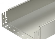 6059424 - OBO BETTERMANN Кабельный листовой лоток неперфорированный 110x400x3050 (MKSMU 140 VA4301).