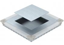 7410062 - OBO BETTERMANN Монтажное основание для Системы 55 467x467x55 мм (сталь) (UGD55 350-3 9R).