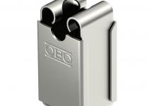 5207342 - OBO BETTERMANN Держатель проволоки безболтовой металлический (177 35 VA M6).