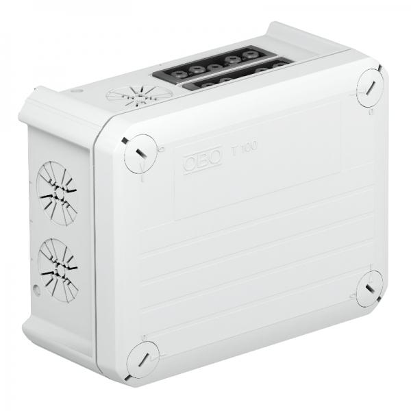 2007856 - OBO BETTERMANN Распределительная коробка 150x116x67 (T 100 WB 4s5).