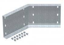 6232604 - OBO BETTERMANN Угловой соединитель 45°, внешний 200x500 (WRWV 200 A FT).