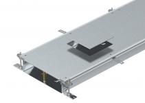7424620 - OBO BETTERMANN Секция кабельного канала OKA-W для GES4 2400x300x100 мм (сталь) (OKA-W30010050D4).