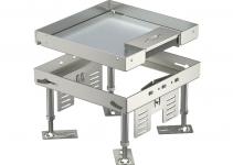 7409208 - OBO BETTERMANN Кассетная рамка RKSN2 ном.размер 4 200x200 мм (сталь) (RKSN2 4 VS 20).