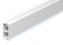 6199109 - OBO BETTERMANN Плинтусный кабельный канал SKL 50x20x2000 мм (ПВХ,буковый) (SKL-50DBU).