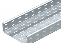 6056717 - OBO BETTERMANN Кабельный листовой лоток перфорированный 60x500x3000 (SKS 650 FT).
