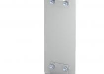 6279473 - OBO BETTERMANN Торцевая заглушка кабельного канала Rapid 80 70x170 мм (алюминий,анодированный) (GA-E70170EL).