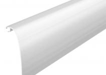 6115835 - OBO BETTERMANN Крышка дизайнерского канала типа Soft (алюминий) (OT GAD Soft EL).