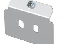 7407812 - OBO BETTERMANN Суппорт для установки модулей в монтажную рамку MTU тип M (сталь) (MTM 2M).