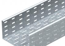 6061109 - OBO BETTERMANN Кабельный листовой лоток перфорированный 110x100x3000 (SKS 110 FS).