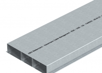 7400332 - OBO BETTERMANN Кабельный канал для заливки в стяжку EUK 2000x250x48 мм (сталь) (S3 25048).