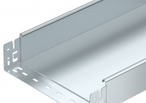 6059325 - OBO BETTERMANN Кабельный листовой лоток неперфорированный 85x100x3050 (MKSMU 810 FT).