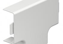 6192467 - OBO BETTERMANN Крышка T-образной секции кабельного канала WDK 15x40 мм (ПВХ,белый) (WDK HT15040RW).
