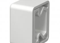 6249844 - OBO BETTERMANN Кольцо для защиты кромок LKM 20x30 мм (серый) (KSR20030).