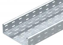 6056105 - OBO BETTERMANN Кабельный листовой лоток перфорированный 60x100x3000 (SKS 610 FS).