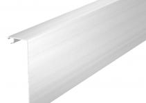 6115845 - OBO BETTERMANN Крышка дизайнерского канала типа Style (алюминий) (OT GAD Style EL).