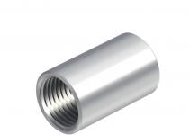 2046056 - OBO BETTERMANN Муфта соединительная алюминиевая M40x1,5 (SVM40W ALU).