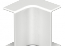 6153011 - OBO BETTERMANN Крышка внутреннего угла кабельного канала WDK 10x30 мм (ПВХ,кремовый) (WDK HI10030CW).