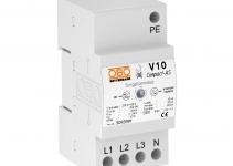 5093391 - OBO BETTERMANN УЗИП (устройство защиты от импулсных перенапряжений -