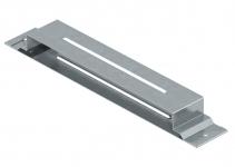 7400972 - OBO BETTERMANN Соединительная накладка кабельного канала EUK 350x28 мм (сталь) (VL 35028E).