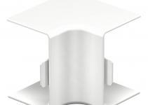 6160085 - OBO BETTERMANN Крышка внутреннего угла кабельного канала WDK 30x45 мм (ПВХ,кремовый) (WDK HI30045CW).