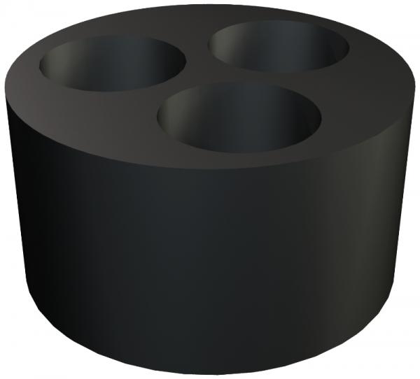 2029642 - OBO BETTERMANN Уплотнительное кольцо для кабельного ввода PG16,3X6,5 (107 C V 16 3x6).