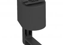6116976 - OBO BETTERMANN Крепежный зажим для блоков DB 8-40 мм (черный) (DBZ-BZ40).