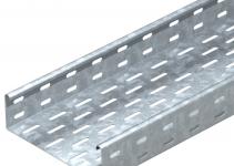 6056520 - OBO BETTERMANN Кабельный листовой лоток перфорированный 60x500x3000 (EKS 650 FS).