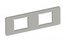 7408705 - OBO BETTERMANN Монтажная пластина MPMT45 для Системы 55 тип C (сталь) (MPMT45 2C).