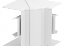 6274440 - OBO BETTERMANN Внутренний угол кабельного канала Rapid 80 регулируемый (ABS-пластик,белый) (GK-IH70130RW).