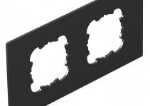 7408464 - OBO BETTERMANN Крышка для напольного бокса Telitank на 2 устройства EKR (полиамид,черный) (T8NL P3 9011).